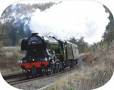 FLYING SCOTMAN steam train on a mouse mat Fathers day present unbranded/generic