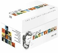 CLINT EASTWOOD 8-Movie Collection [Blu-ray Box Set] Western High-Definition