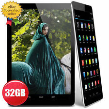 """10.1"""" Inch Google Android 5.1 Wifi Quad Core Camera Tablet PC HDMI Keyboard 32GB"""
