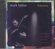 MARK HELIAS - fictionary CD