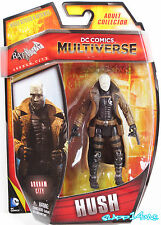 2015 DC Comics Multiverse HUSH Arkham City Wave 5 Series Figure