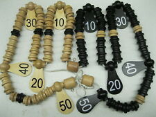NEW Billiard Pool Table Scoring Beads Wood for Straight Pool