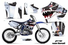 Yamaha Graphic Kit AMR Racing Bike Decal YZ 125/250 Decals MX Parts 96-01 P40 W
