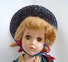 "Vintage 18"" Early ""Nancy Lee"" Composition Doll. By Arranbee"