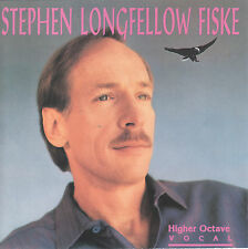 Stephen Longfellow Fiske (CD, Higher Octave) OOP/Peter White/New Age Vocal
