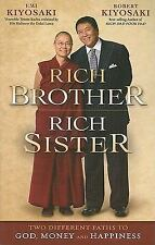 BOOK/AUDIOBOOK CD Inspiration RICH BROTHER RICH SISTER