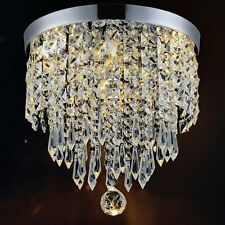 Hile Lighting KU300074 Modern Chandelier Crystal Ball Fixture Pendant Ceiling X