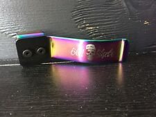 661 Skate Flex Fender Brake for Kick and Push Pro Scooters Oil Slick Rainbow