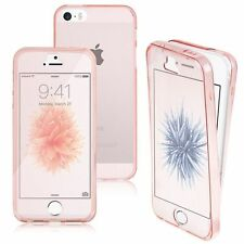 360 Dust-proof Shockproof Full Body Silicone Case Cover For Apple iPhone 7 IP7