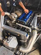 Billet Runner Intake Manifold Speedtek Auto Racing Supra Toyota 2JZ 2JZGTE 2J