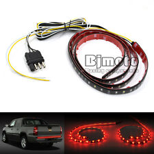 "49"" LED Strip Tailgate Bar Brake Signal Tail Light Reverse For Ford Truck Pick"