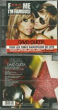 CD - DAVID GUETTA : F*** ME, I' M FAMOUS ! ( NEUF EMBALLE - NEW & SEALED )