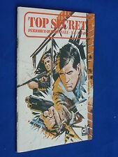 TOP SECRET NUMERO 8 Ed. DARDO 1975 - MAGAZZINO !!