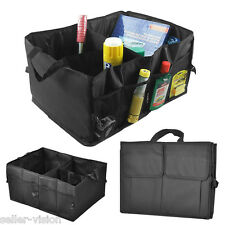 Car Boot Organiser for Shopping Groceries Tools Picnic Storage Travel Foldable