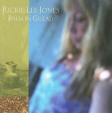 NEW, RICKIE LEE JONES, BALM IN GILEAD, CD