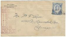 Tonga 1934 2nd South Seas Exploration Cruise Tin Can Mail cover