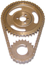 GM SBC V8 CHEVY 5.7 283 327 350 383 400 HD CLOYES DOUBLE ROLLER TIMING CHAIN SET