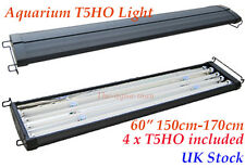 T5 Aquarium Fish Tank Overhead Lighting Four Tube Light 150cm 170cm 60""