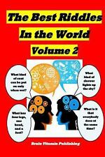 The Best Riddles in the World Volume 2 by Tam, George