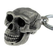 Homo Erectus Paleoanthropology Keychain or Zipper Pull