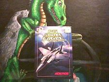 "1986 F-15 Strike Eagle original by Microprose * boxed on 3.5"" disk for PC"