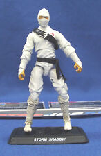 GI JOE COBRA 2016 50TH ARASHIKAGE CLASH 2 PACK STORM SHADOW LOOSE COMPLETE