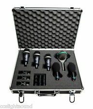 AKG RHYTHM PACK PROFESSIONAL DRUM MICROPHONE SET WITH 6 MICROPHONES