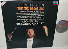 417 563-1 Beethoven Messe In C Major RSO Berlin Riccardo Chailly