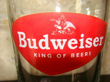 BUDWEISER RETRO PINT 1952 COLLECTOR'S SERIES BEER GLASS