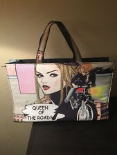 New Queen Of The Road Comic Purse