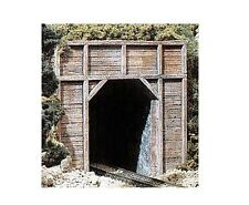 Woodland Scenics C1254 One Timber Single Track Portal 1:87 Scale=HO Gauge 1st P