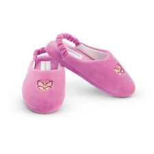 American Girl CL JULIE SLIPPERS SIZE SMALL for Girls PJ's Clothing NEW