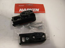 HARKEN 2740 small  BOAT  CB TRAVELER CONTROLS CONTROL BLOCKS