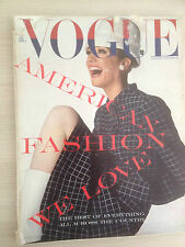 "VOGUE US February 01,1966 ""American Fashion We Love"" Collection Vintage Mode"