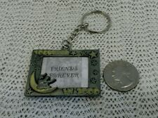 Together in 2000 picture frame keychain