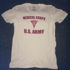 WWII US Army Medical Corps PT Reproduction T Shirt, Men's size XXXL