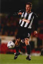 GRIMSBY TOWN HAND SIGNED PAUL GROVES 6X4 PHOTO 6.
