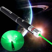 Powerful Green Laser Point Pen Visible Beam Light 5mW Lazer High Power 532nm TSR