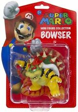 Super Mario Bros | Bowser Mini Figure Collection 9 cm PVC | Toy Doll