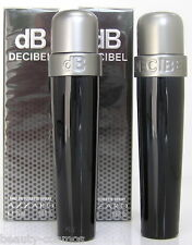 AZZARO dB DECIBEL 50 ml ( 2 x 25 ml ) EDT Spray  Neu OVP