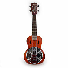 Brand New Gretsch G9112 Resonator Concert Ukulele with Gigbag