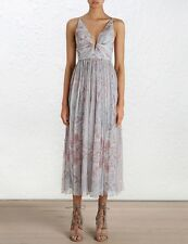 Zimmermann Arcadia Plunge V Dress