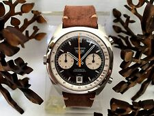 "AWESOME HEUER CARRERA ""VINTAGE"" CAL. 12 MICRO-ROTOR. ¡EXCELLENT CONDITION!"