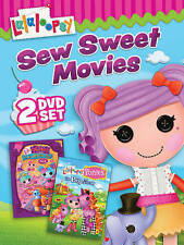 LALALOOPSY SEW SWEET MOVIES...-LALALOOPSY SEW SWEET MOVIES (2PC) / (2PK) DVD NEW