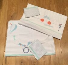 Mothercare Cot Bed Bedding Set