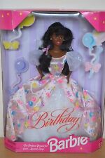 1996 Playline Collector HAPPY BIRTHDAY AA Barbie