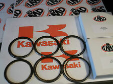 KAWASAKI Z1300 KZ1300 ZN1300 VOYAGER PISTON RING SETS (6) STD NEW R15242-00