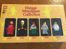 LEGO VINTAGE MINIFIGURE COLLECTION Vol. 1 Brand New Sealed 4536875 Free Ship