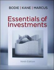 Loose-Leaf Essentials of Investments by Zvi Bodie, Alan Marcus and Alex Kane...