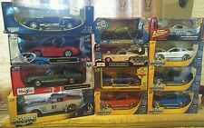 New cars diecast 1:18 1:24 Shelby mustang gt collection bigtime muscle jada toys